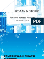 Css - Pemeriksaan Motorik Ekstremitas Bawah - (Ravanno)