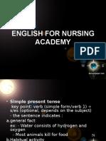English for Nursing Academy 1