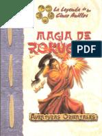 D&D - 3.0 - Magia de Rokugan