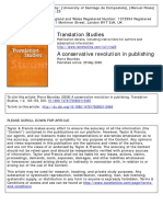 A Conservative Revolution in Publishing - Bourdieu
