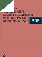 Sigmund Oehrl-Vierbeiner-Darstellungen auf schwedischen Runensteinen