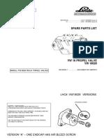 Linde Valve VW18028