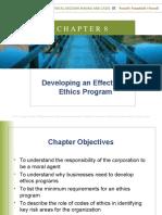 Ethics Programme