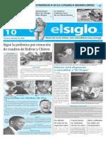 Edicion Impresa El Siglo 10-01-2016