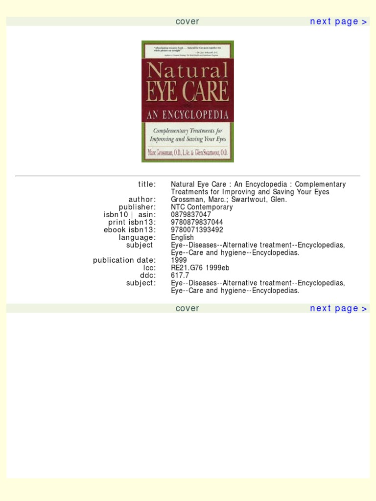 f24f8be52903 Natural Eye Care