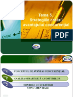 Tema 5 Mg Strategic