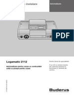 LOGAMATIC2112-Instalare,operare