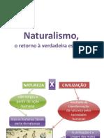 FSE1 - naturalismo