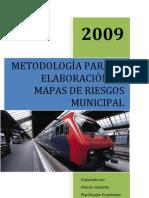 Mapa de Riesgos Municipal