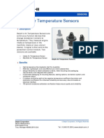Delphi Air Temperature Sensors