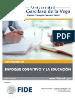 El Enfoque Cognitivo y La Educación