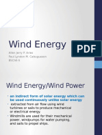 Oral Report_Wind Energy