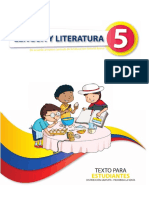 Texto Del Estudiante Literatura 5to