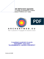 Manual e Archery Web