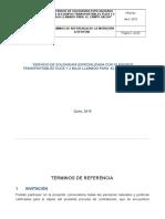 Terminos Generales Para Soldadura Aprobados Por El Comite de Contratos