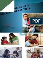 EXPOSICION NUEVA ....Rol de Los Padres en La Educación de (1)