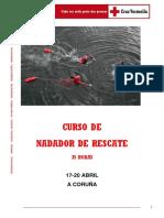 52fbac32a3 Curso Nadador Rescate Dossier.