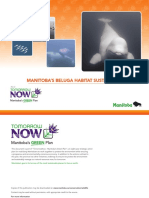 Manitoba Beluga Habitat Plan