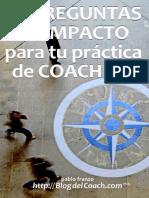 80 Preguntas de Impacto Para Hacer Coaching
