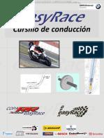 Manual Conduccion Motos Circuito Reglas Movimientos Reparto Pesos Suspensiones