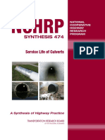 NCHRP 474_Service Lyfe of Culverts -TRB