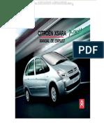 Manual Automovil Citroen Xsara Conduccion Interior Mantenimiento Consejos Caracteristicas Tecnicas
