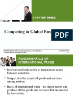 Competing in Global Environments
