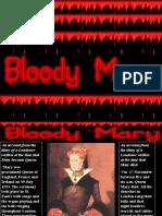 Mary Tudor- Bloody Mary