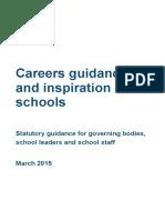 Careers Guidance Schools Guidance UK