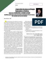 Aplicaciones de La Inyección de Grasa en Cirugía Plástica Reparadora y Estética