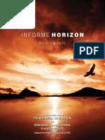 Informe Horizon- Edición Iberoamericana 2010