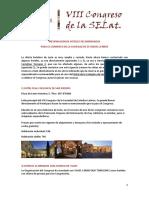 Información de Hoteles Recomendados VIII Congreso SELat