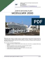 Modulmix2000 DT En