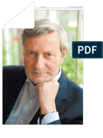 Vattimo, Gianni - Hay Varias Humanidades Enfrentadas (Entrevista)