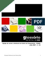 Glossário de Termos EAD 2007