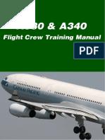 Airbus A330-A340 Flight Crew Training Manual