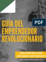 Guia Emprendedor Revolucionario