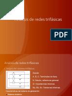 Analisis de Redes Trifasicas