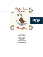 Mother Goose Melodies CD Lyrics