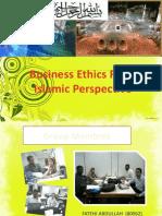 Business Ethic- Fathi