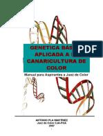 Genetica Canaricultura
