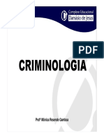 Prof.ª Mônica Gamboa (Criminologia) - Material Aulas - 11.04.2013