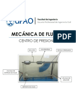 Lab 03 - Centro de Presiones - UPAO - FLUIDOS