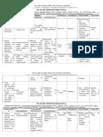 Planificacion Anual Primero Primaria