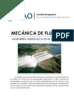 Monografía Ingenieria Hidraulica en el Mundo - UPAO
