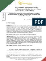 Estrategia Matrimonial Minas Gerais