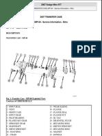 Transfer Case Mp140