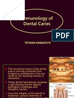Immunology Dental Caries-2015