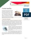 The New Economy - Mar 2010 E-Newsletter