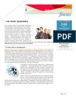 The New Economy - Mar 2010 E-Newsletter